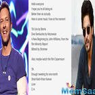 Chris Martin expresses his love for Shah Rukh Khan in the sweetest way possible