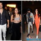 Ranveer and  Deepika adopt Varun while his GF Natasha Dalal gets adopted by the Dhawans, Take a look