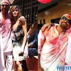 Taimur, Inaaya and Farhan-Shibani playing Holi went viral this week