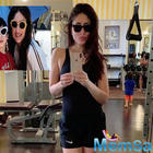 Check out: Taimur steals limelight in mom Kareena Kapoor Khan's gym selfie