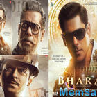 Bharat's third poster features a moustachioed Salman Khan and a gorgeous Katrina