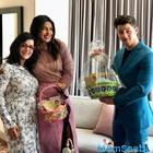 Priyanka Chopra celebrates her first easter with Nick Jonas, See Pics