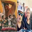 Take a look: The Aankhen trio Chunky Pandey, Govinda, Shakti Kapoor reunite