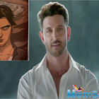 Hrithik Roshan's journey and struggles get immortalized in an International book