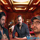 Shah Rukh Khan, Salman Khan and Aamir Khan secretly met at SRK's home; collaboration on the cards?