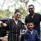 Lok Sabha Elections 2019: celebs start their Monday morning by stepping out to cast their vote