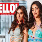 Ananya Pandey and Tara Sutaria shine in latest Hello! Magazine cover