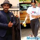 Did Malaika Arora flaunt her 'love' for Arjun Kapoor in front of the paparazzi?