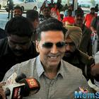 Akshay Kumar ignores question on skipping voting