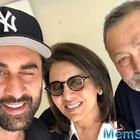 Rishi Kapoor opens up on his battle with cancer; thanks Neetu, Ranbir and family