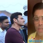 Mahesh Babu receives best wishes for his 25th film 'Maharshi' from Karan Johar