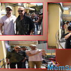 Hrithik Roshan & Sussanne Khan enjoy a movie together with their kids and Rakesh Roshan