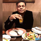 A.R. Rahman breaks his Ramadan fast and has iftar dinner at Cannes