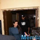 Arjun Kapoor plays the protective boyfriend to Malaika Arora as they make way post IMW's screening