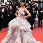 Cannes 2019: Diana Penty looks stunning in her beige coloured off-shoulder gown