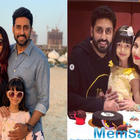 Aish's daughter Aaradhya has got the moves just like Mommy; Dances on Gully Boy song
