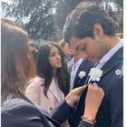 See pics! Shweta Bachchan Nanda's son Agastya's graduation ceremony