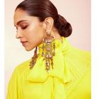Deepika Padukone unleashes her swag in this new ruffled saree look