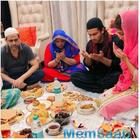 Dipika Kakar and Shoaib Ibrahim celebrate iftar with their family; here are the pics