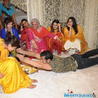 Photos: When Salman Khan sported a 'ganji' at Amrita Kak's wedding
