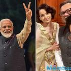 Narendra Modi's swearing-in ceremony: Kangana and others attended the event