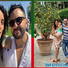 Kareena, Saif and Taimur are picture perfect under the Tuscan Sun