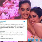 Sonam Kapoor shuts down 'mediawallas' on Katrina Kaif's comment with this post