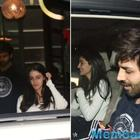 Ananya Panday reacts to link up rumours with Kartik Aaryan