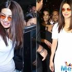 Priyanka Chopra back home