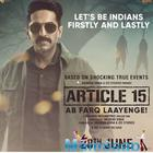 Article 15: Anubhav Sinha lauds Ayushmann Khurrana; compares him to Zanjeer's Amitabh Bachchan