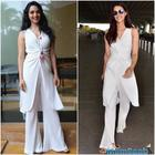 Fashion Faceoff: Kiara Advani or Kriti Sanon: Who wore the ivory pleated Esse Clothing outfit better?