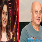 When Archana Puran Singh was nervous to kiss Anupam Kher in Ladaai