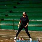 Parineeti Chopra after she sweats it out for Saina Nehwal biopic