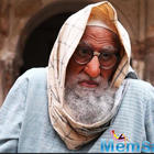 First look: Amitabh Bachchan looks unrecognisable in Gulabo Sitabo