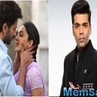"Karan Johar reviews Shahid Kapoor-Kiara Advani's Kabir Singh; calls it a ""Massive Hit"""