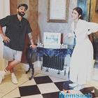 Anushka Sharma and Virat Kohli are 'sealing the silly moments' and we are in awe of the two; view PICS