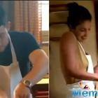Priyanka Chopra and Nick Jonas take cooking lessons on date night