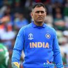 Donning MS Dhoni with pride: Fan Divyang Shroff flaunted a special shirt celebrating Dhoni's achievements