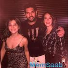 Kim Sharma shares a throwback picture with her ex Yuvraj Singh and his wife Hazel Keech