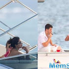 Priyanka Chopra's Hubby Nick Jonas pushes her into the waters in Miama