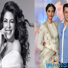 Salman Khan and Sonam Kapoor wish luck to Jacqueline Fernandez