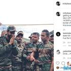 'Uri' actor Vicky Kaushal elated to spend time with Indian Army