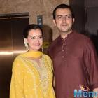 Dia Mirza and husband Sahil Sangha announce separation