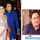Pics: Riteish and Genelia Deshmukh visits Rishi and Neetu Kapoor in New York