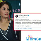 Jamshedpur rape case: Anushka Sharma is enraged over the 'horrifying' crime and wants justice for the matter