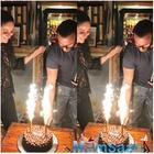 Saif Ali Khan celebrates 49th birthday with Kareena and Taimur in London