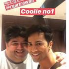 Coolie No 1: Varun is elated as Rajat Rawail joins the cast of his film with Sara Ali Khan