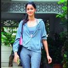 Ananya Pandey for City designer Anushree Reddy!
