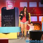 Lakme Fashion Week 2019: Esha Deol walks the ramp with daughter Radhya Takhtani