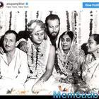 Anupam Kher shares throwback photo to wish wife Kirron Kher on wedding anniversary